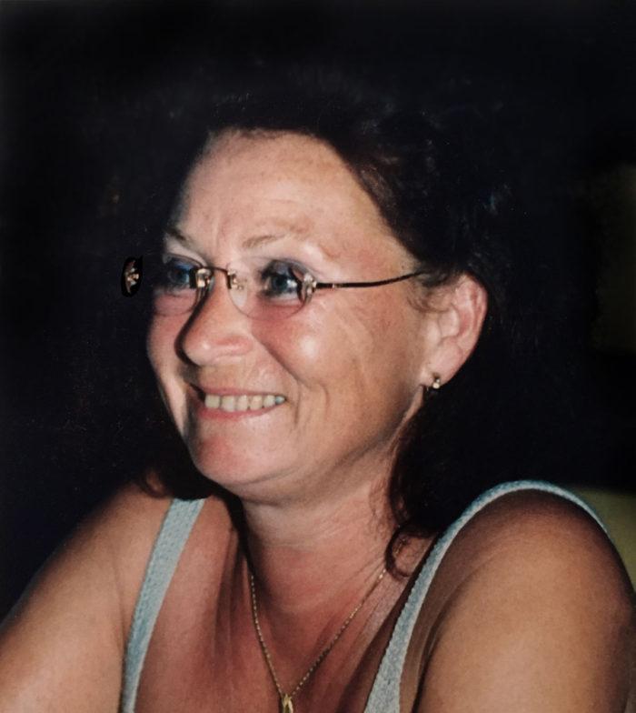 Gerda lacht